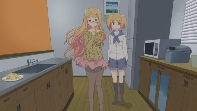 Sakura Trick-Mitsuki's confession