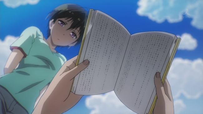 Bokura wa Minna Kawaisou-Checking on him