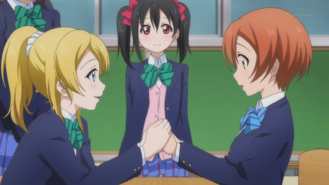 Love Live-Can't say no to that