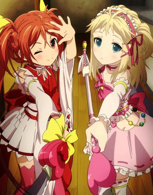 magical girls ahoy!