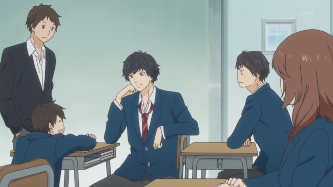 Ao Haru Ride-Kou shows the way