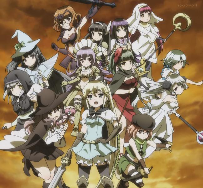 Kanojo ga Flag - Too Many Girls