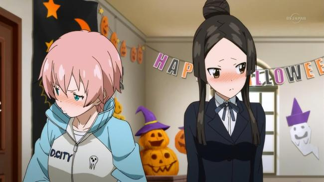 Soul Eater Not! – 11-12 [END] – METANORN