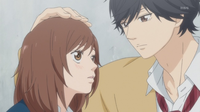 Ao Haru Ride-Close to you