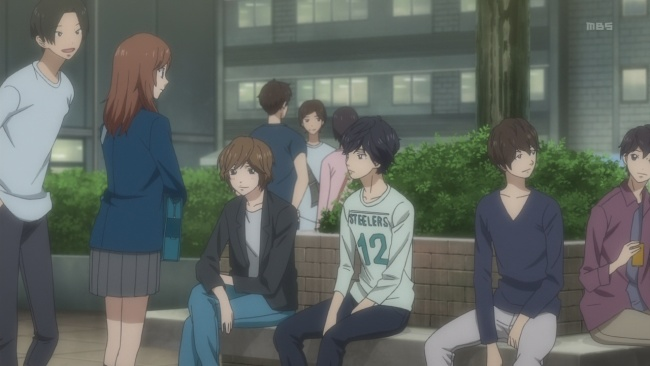 Ao Haru Ride-Nanpa Time