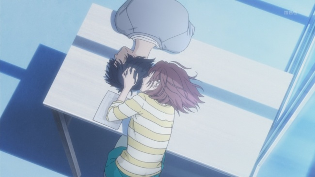 Ao Haru Ride-So close