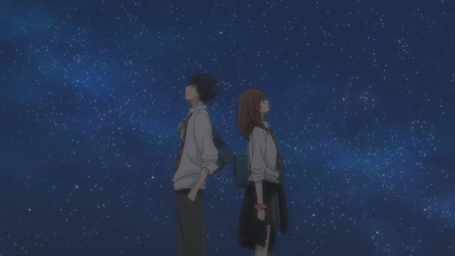 Ao Haru Ride-Finally under the same sky