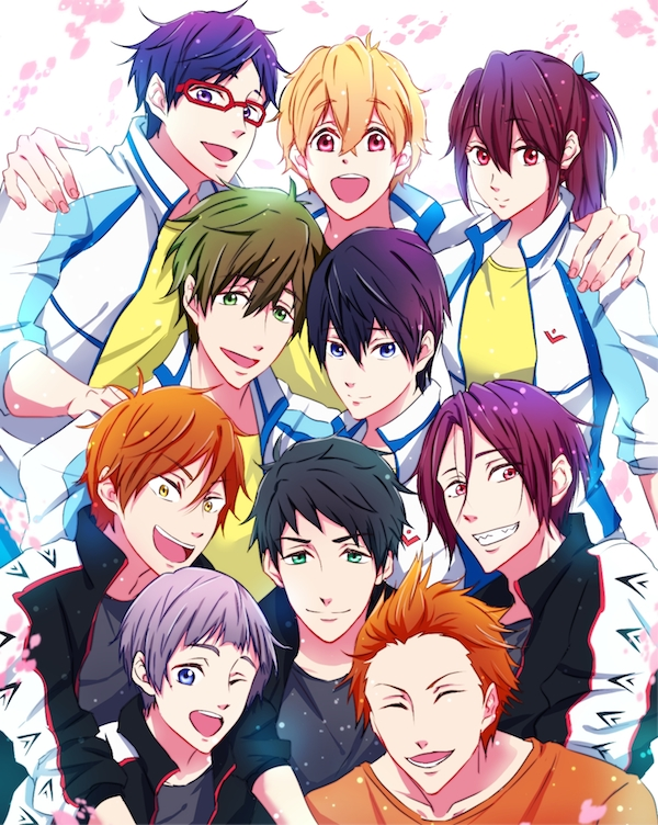 Free! Eternal Summer finale - main