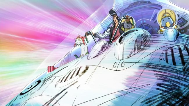 Space Dandy 900
