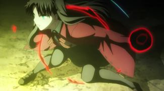 Fate stay night Unlimited Blade Works 3-00155
