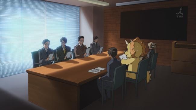 Amagi Brilliant Park-Board Meetings