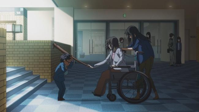 Shigatsu wa Kimi no Uso-Hitting