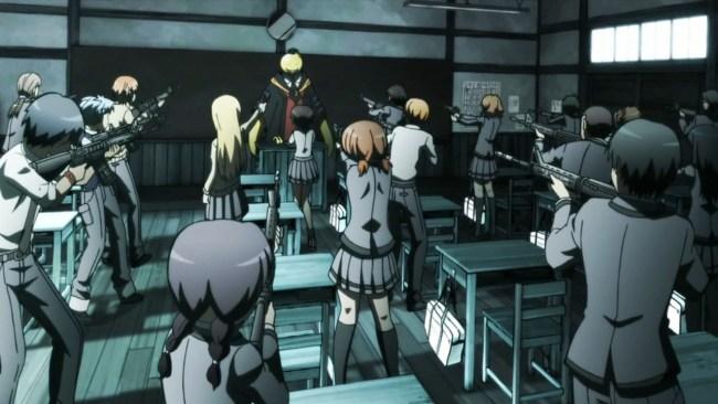 Assassination Classroom - 04