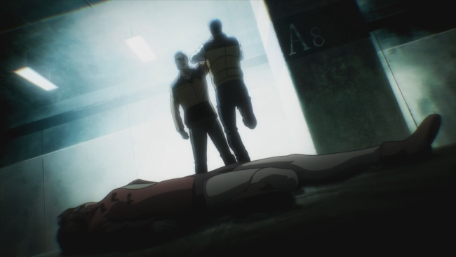 Parasyte-The wrong place
