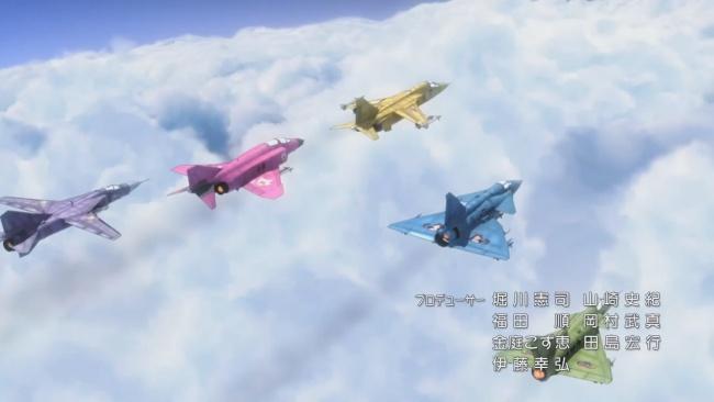Shirobako-Planes 2