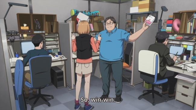 Shirobako-Win Win