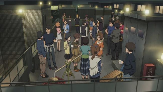 Shirobako-Party Time