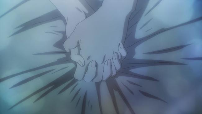Parasyte-Touching
