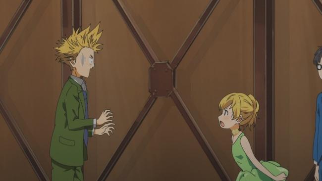 Shigatsu wa Kimi no Uso-He doesn't want to hear that