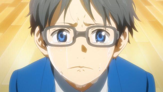 Shigatsu wa Kimi no Uso - Lost someone else