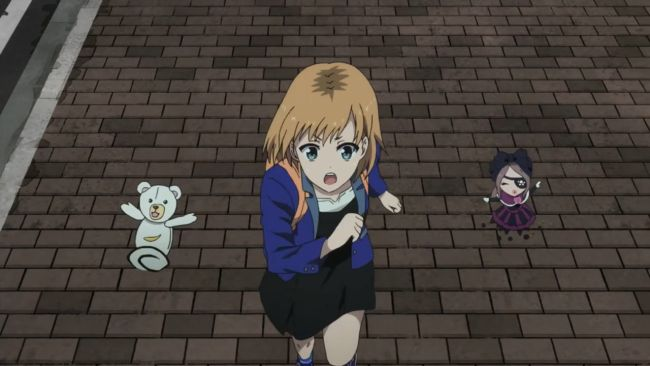 Shirobako - Aoi Makes It