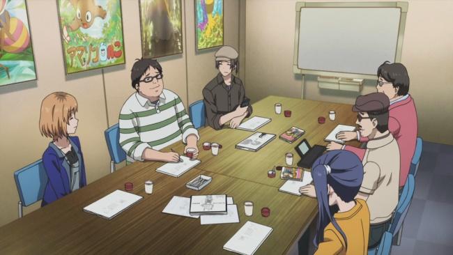 Shirobako-Discussions