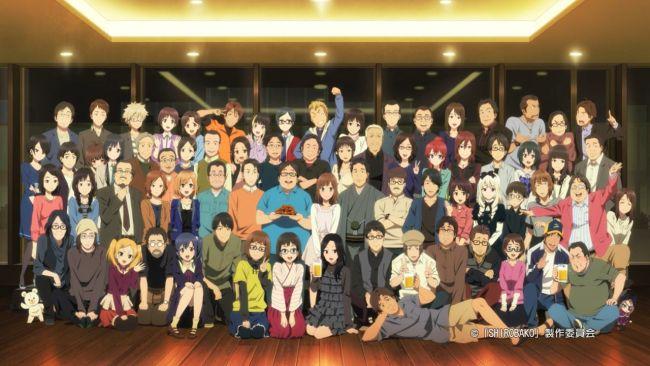 Shirobako - congratulations