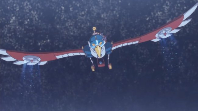 Yoru no Yatterman 11-31