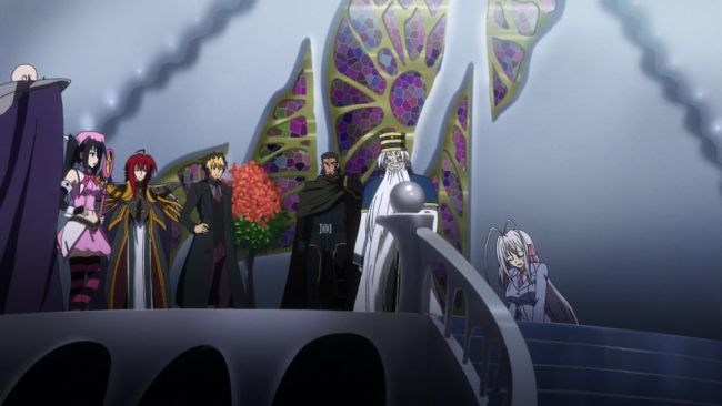 DxD BorN - Poor Rossweisse