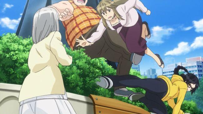 Shimoneta - Saving Anna