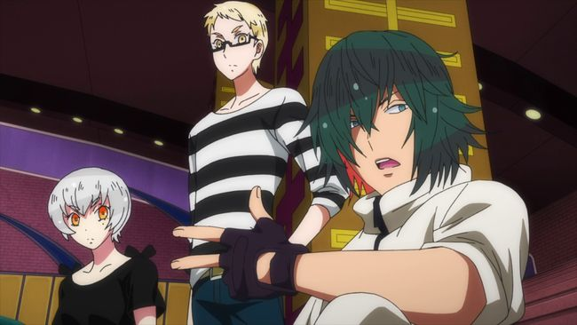gatchaman crowds insight 4006