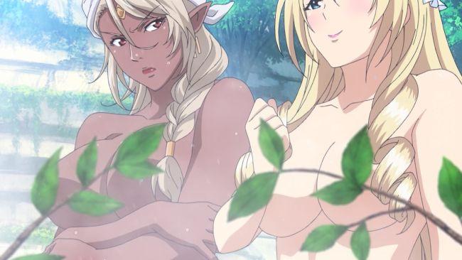 Bikini Warriors - leaves again