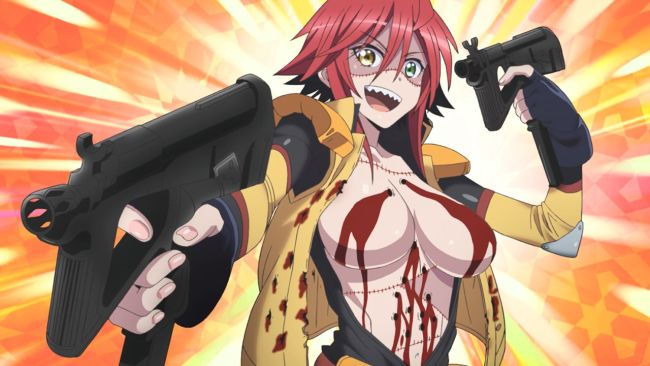 MonMusu - Blood everywhere