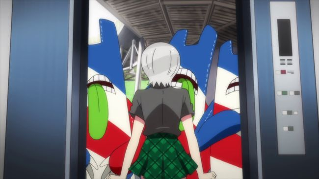 gatchaman crowds 11004