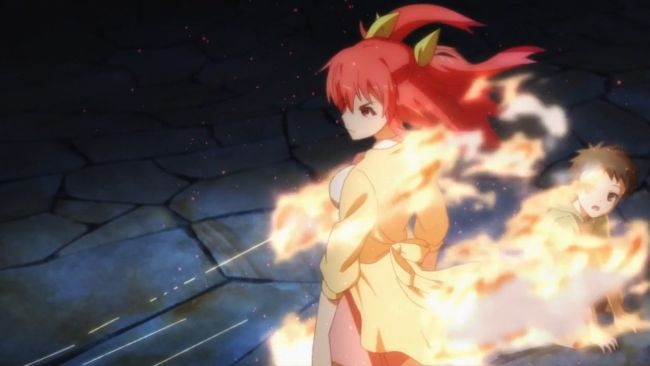 Rakudai Kishi - Stella Fire