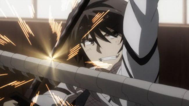 Rakudai Kishi - Come at me bro