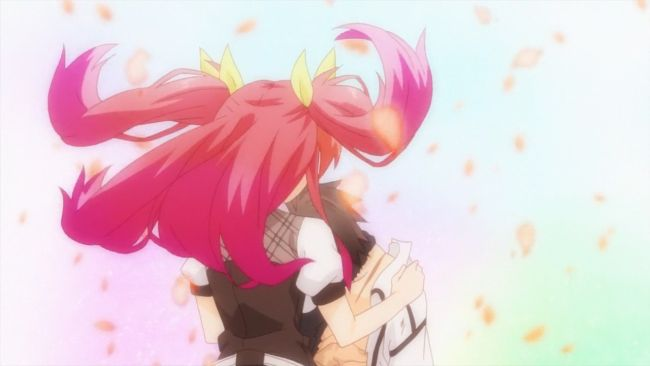 Rakudai Kishi - Together at last