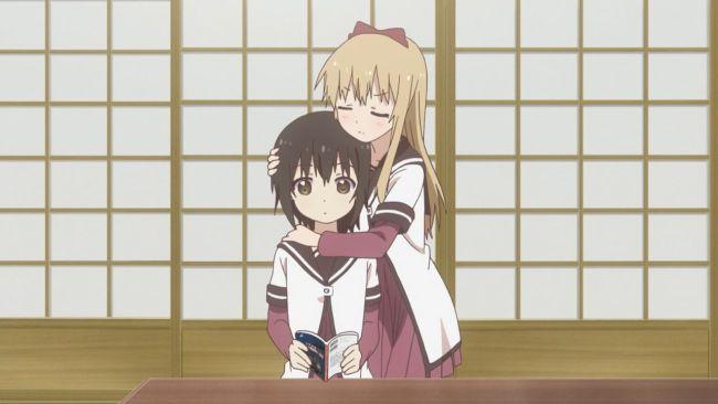 Yuru Yuri - Best friends