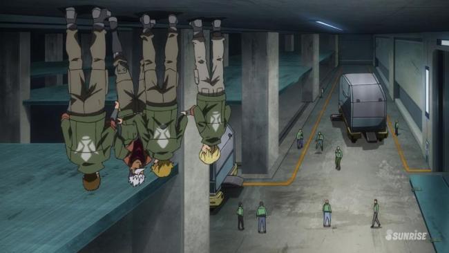Gundam IBO (2)