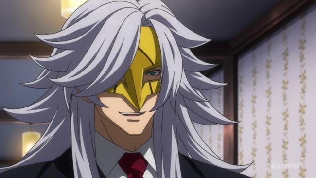 Gundam IBO (5)