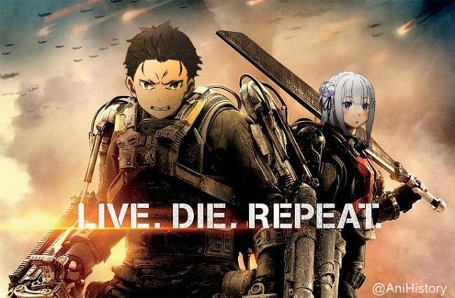 rezero 8-livedierepeat