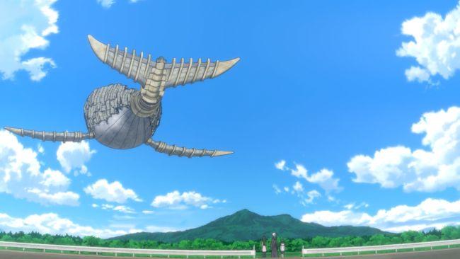 Flying Witch - Majesty