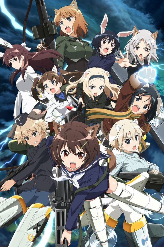 Brave Witches 01-group