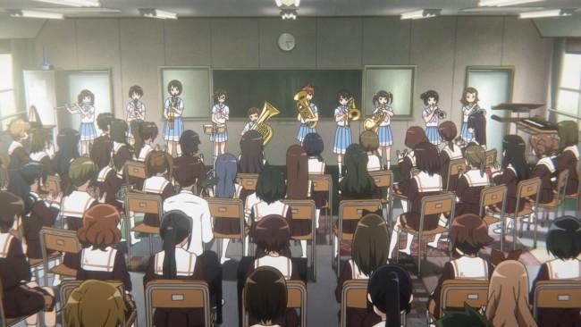Euphonium S2 - a song of congratulation