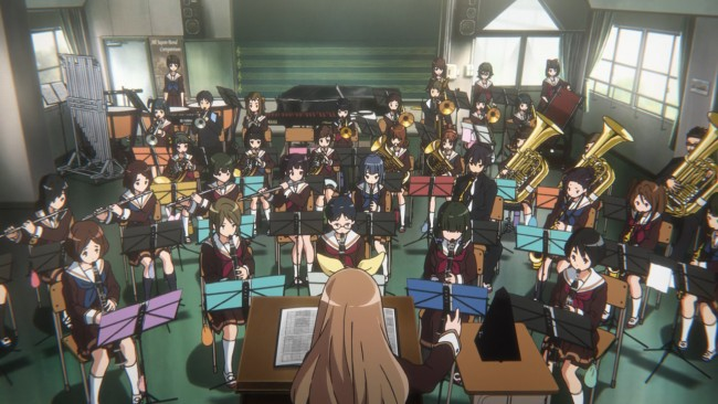 Euphonium S2 - the half that's staying