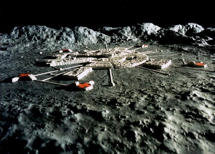 Jeff Rense & William Tompkins – The Moon is an Alien Command Center (VISITOR-SUBMITTED)