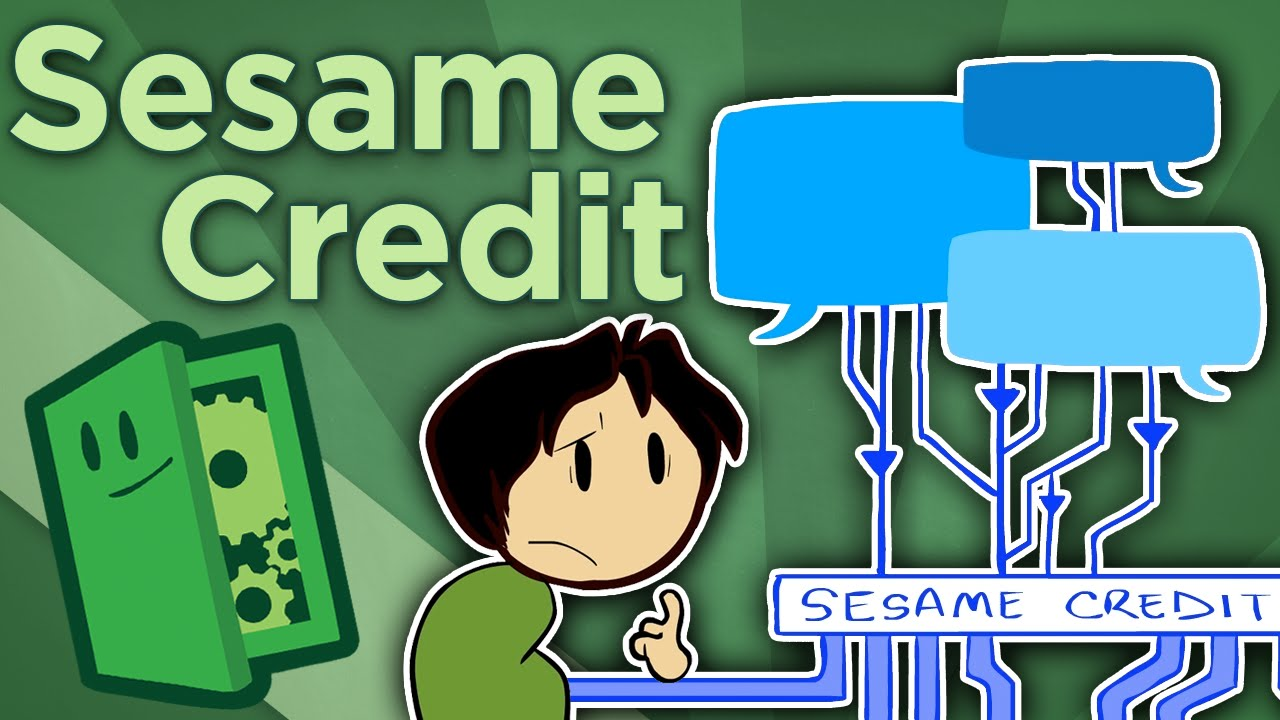 Propaganda Games: Sesame Credit – The True Danger of Gamification – Extra Credits