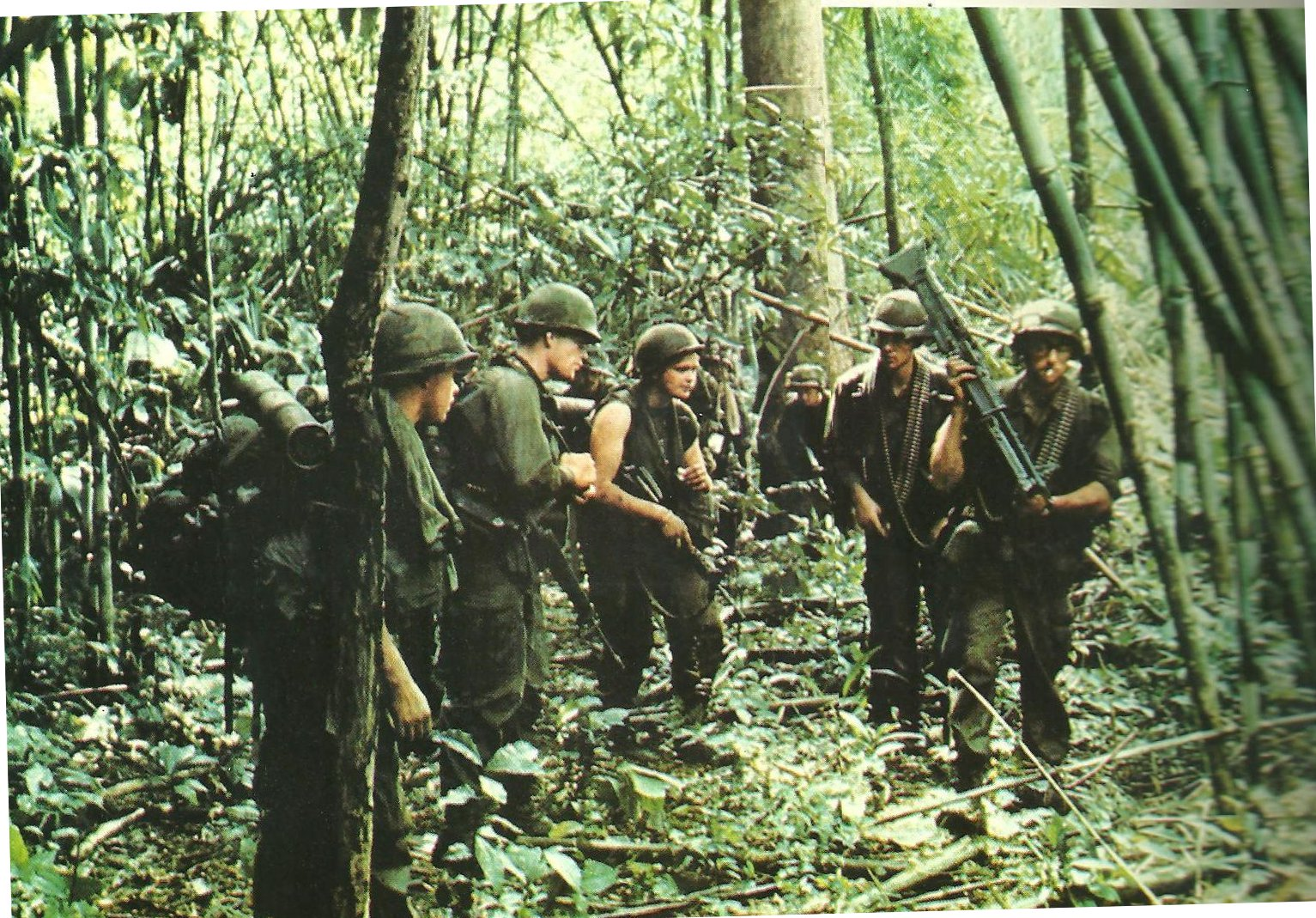 Soldiers in Hiding (1985)