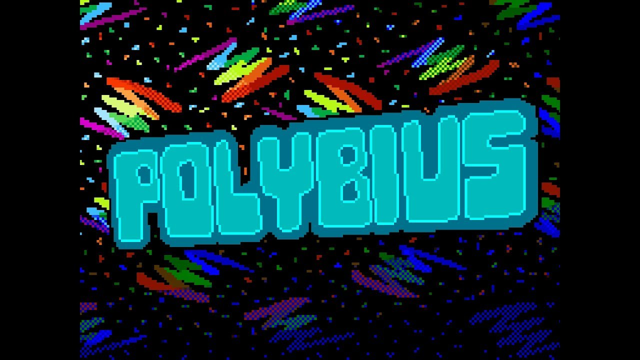 POLYBIUS – The Video Game That Doesn't Exist (2017)