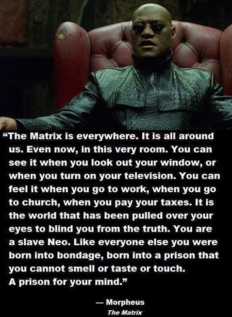 The Matrix of Today: Influences and References Explained